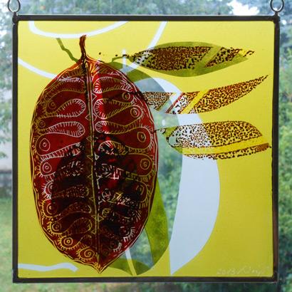 29.07.2013 – Erstellen einer Edition von Glasbildern der Künstlerin Gabi Weiß