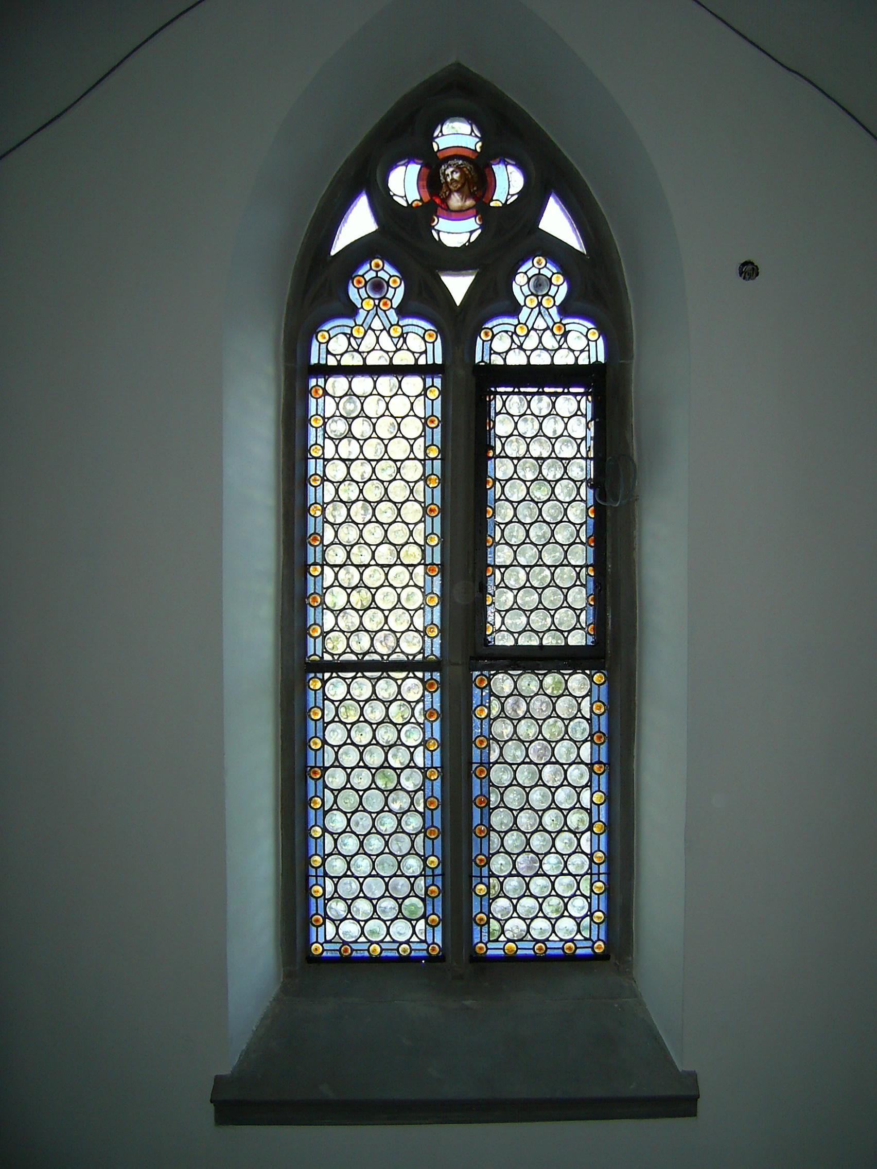 Riedlingen, kath. Kirche Taufkapelle 2005
