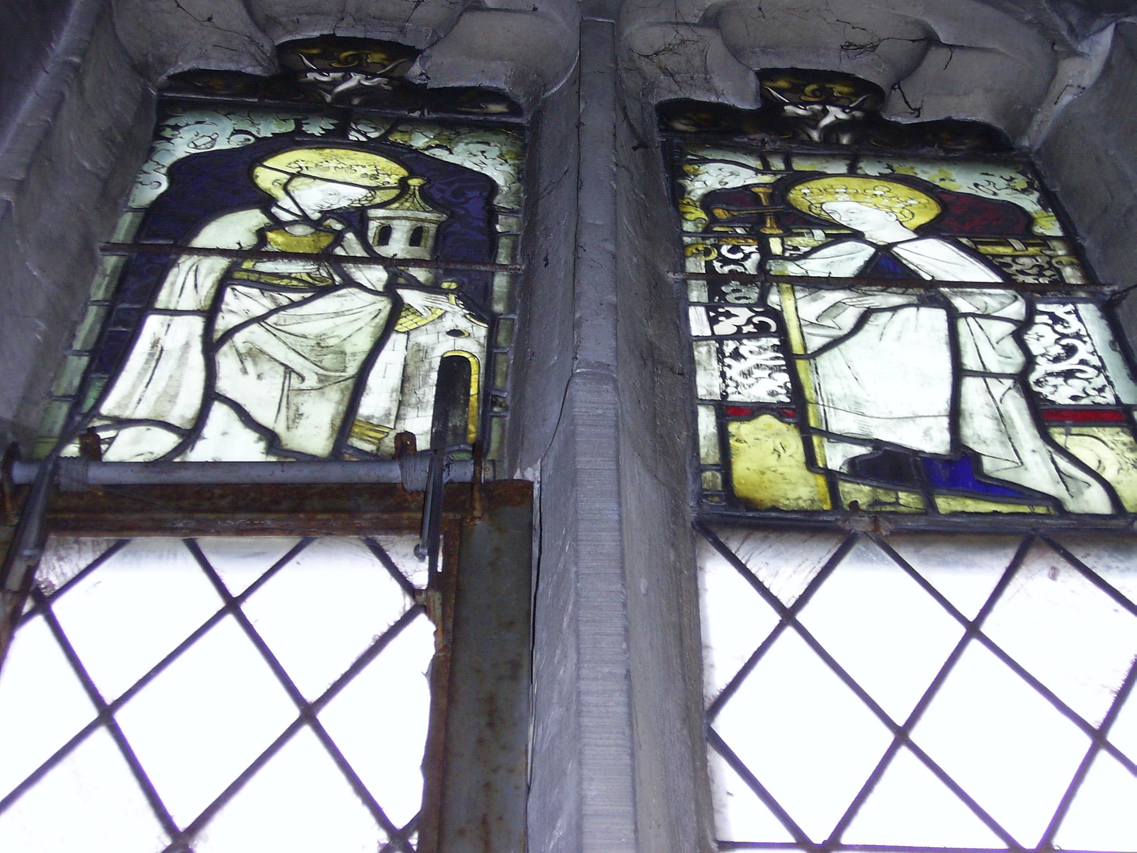 Horb-Dettensee, kath.Kirche 2009
